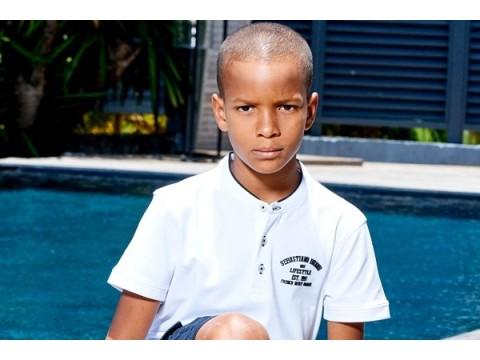 Les polos Enfants 100% coton de la marque Sebastiano